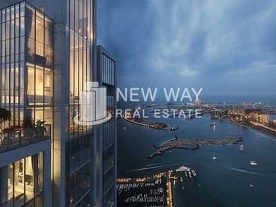 شقة 4 غرف نوم للبيع في دبي مارينا، دبي - The height of luxury in Dubai Marina