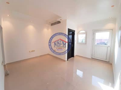 Studio for Rent in Al Bateen, Abu Dhabi - NO Commission  Studio W/Rooftop  Free Water &Electricity!