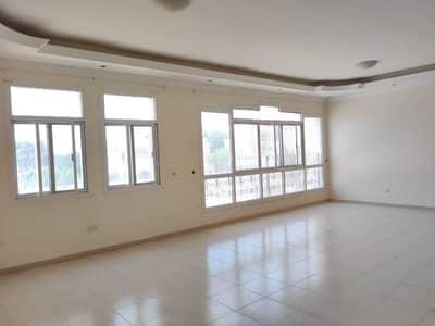 5 Bedroom Villa for Rent in Al Muroor, Abu Dhabi - Huge Villa in Central A/C with 2 car parking