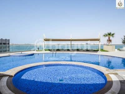 شقة 2 غرفة نوم للايجار في جزيرة الريم، أبوظبي - شقة في برج وجه البحر شمس أبوظبي جزيرة الريم 2 غرف 92000 درهم - 3690594