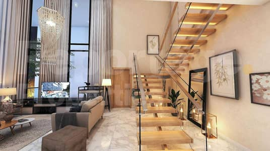 بنتهاوس 4 غرف نوم للبيع في جزيرة المارية، أبوظبي - Italian penthouse fully furnished from developer|handover Q1 2024
