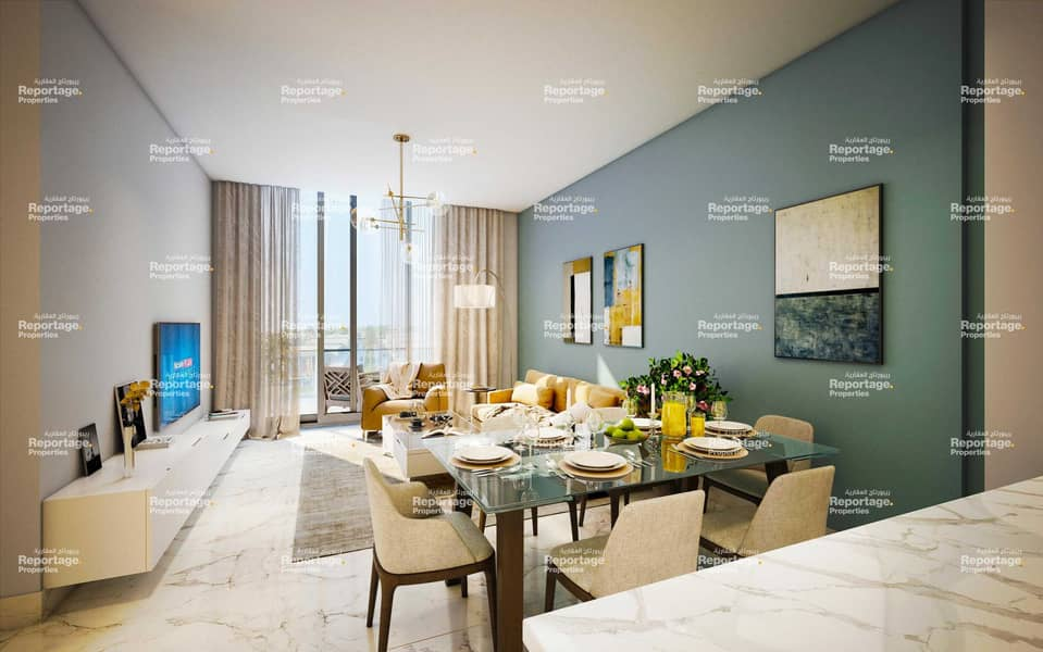 2 luxury Studio from developer handover Q4 2022