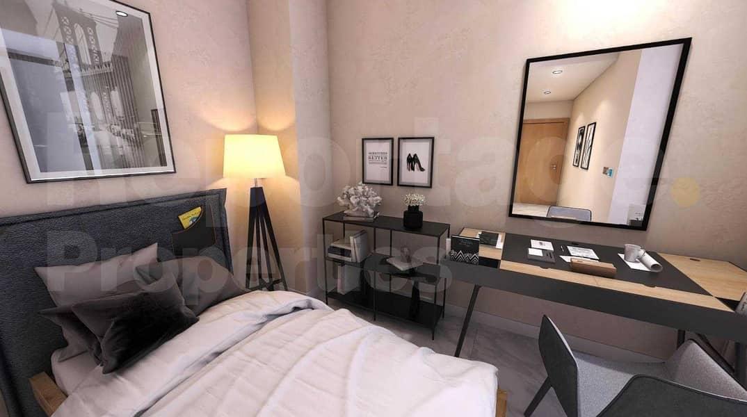2 Elegant furnished  1bhk from developer hand over Q1 2024