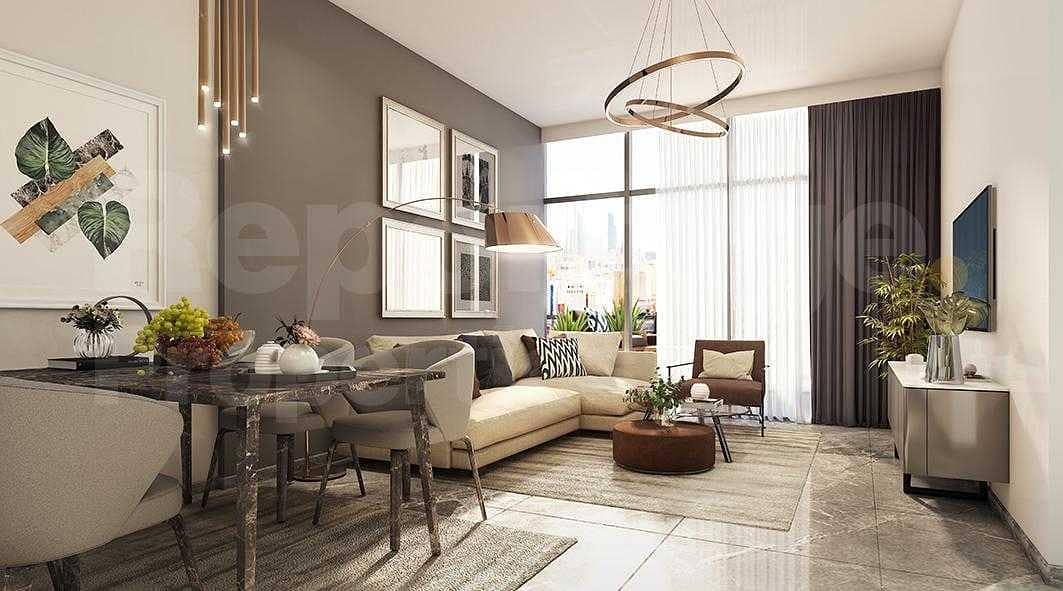 شقة في ذا جيت مدينة مصدر 1 غرف 680000 درهم - 5201822