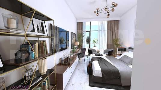 Studio for Sale in Downtown Jebel Ali, Dubai - Italian style  studio from developer