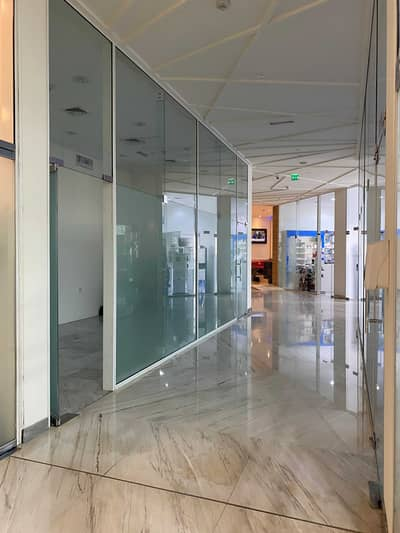 Shop for Rent in Dubai Production City (IMPZ), Dubai - Yearly contract –AED-90,000. Price negotiable depending on payment terms. 5 Star Ghaya Grand Hotel