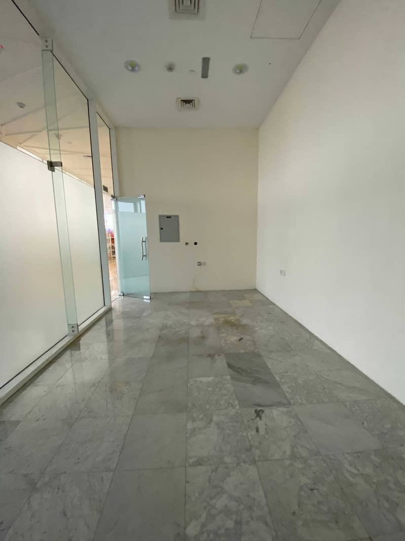 office space for rent on a yearly contract –AED-90,000 at the 5 star Ghaya Grand Hotel