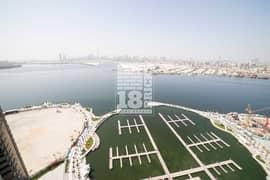 شقة في مساكن خور دبي 1 جنوب مرسى خور دبي ذا لاجونز 3 غرف 3950000 درهم - 5214175