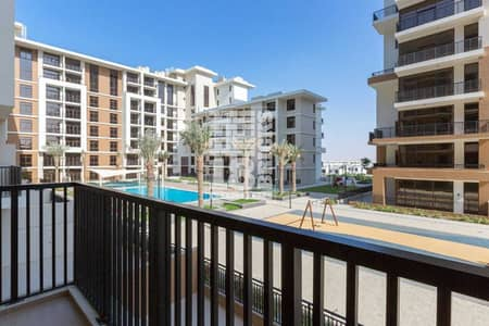 1 Bedroom Apartment for Sale in Town Square, Dubai - Deluxe   Facing Pool   Ready To Move-in