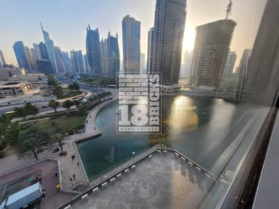 Office for Rent in Jumeirah Lake Towers (JLT), Dubai - Ready Fitted Office   Lake View   Parking