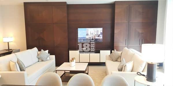 فلیٹ 4 غرف نوم للايجار في وسط مدينة دبي، دبي - Corner Unit | Above 45Flr | Stunning Views