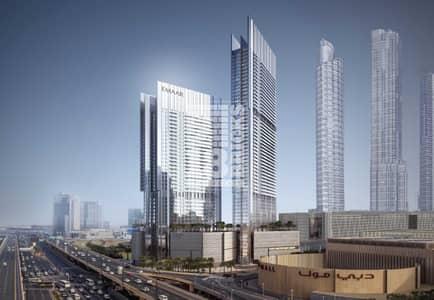 فلیٹ 3 غرف نوم للبيع في وسط مدينة دبي، دبي - High end Service Apt With Stunning Views