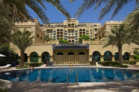 3 Bedroom Townhouse for Sale in Palm Jumeirah, Dubai - Triplex 3BR + maid's townhouse| Private pool