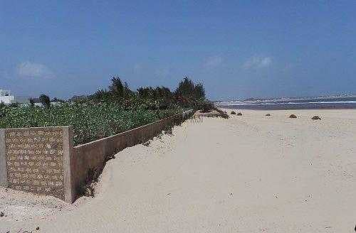 9 Sea view Plot| First Line| Vacant