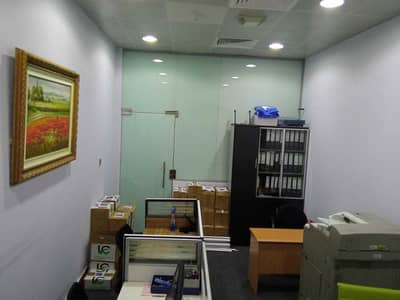 Office for Rent in Deira, Dubai - Best Price office 300 Sqft with Sea View