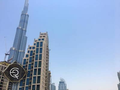 2 Bedroom Flat for Rent in Downtown Dubai, Dubai - 2 Bed room  with Burj khalifa  for rent