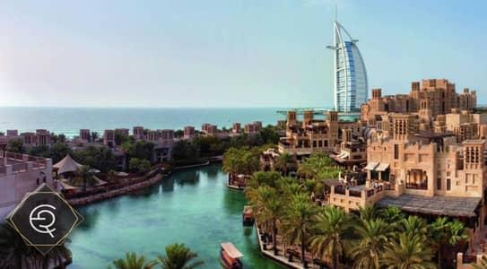 2 Bedroom Apartment for Sale in Umm Suqeim, Dubai - Luxury 2 BR IN MADINAT JUMEIRAH 2 years post-handover installments!