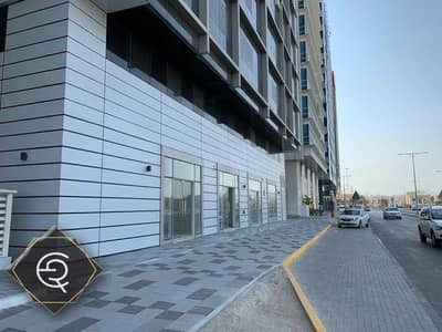 Shop for Rent in Al Barsha, Dubai - independent G+1 retail show rom on szr