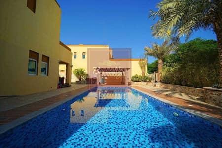 3 Bedroom Villa for Sale in Jumeirah Park, Dubai - Corner Huge Plot with Huge Pool