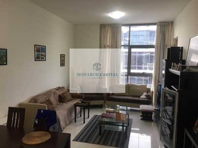 فلیٹ 1 غرفة نوم للايجار في داماك هيلز (أكويا من داماك)، دبي - fully furnished one bedroom with golf course view