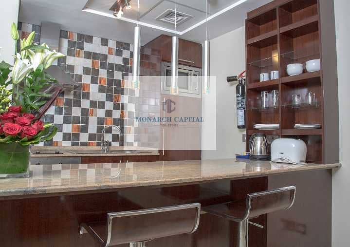 2 4 Star Furnished Hotel apartment for rent