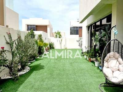 فیلا 4 غرف نوم للبيع في جزيرة ياس، أبوظبي - Corner Unit I Good Location I Vacant I Type T2