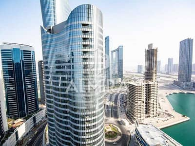 2 Bedroom Flat for Sale in Al Reem Island, Abu Dhabi - High Floor with Balcony l Sea View l Great Price