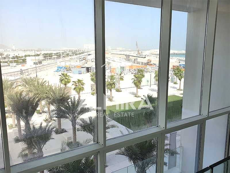 16 Move in I Luxurious 1BR Loft w/ partial sea view