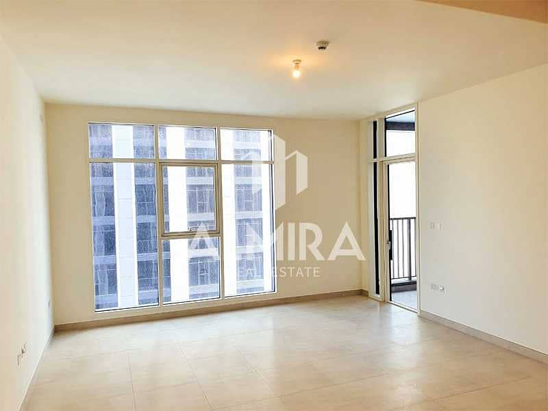 Vacant on August 1st - High floor 2BR w/ laundry