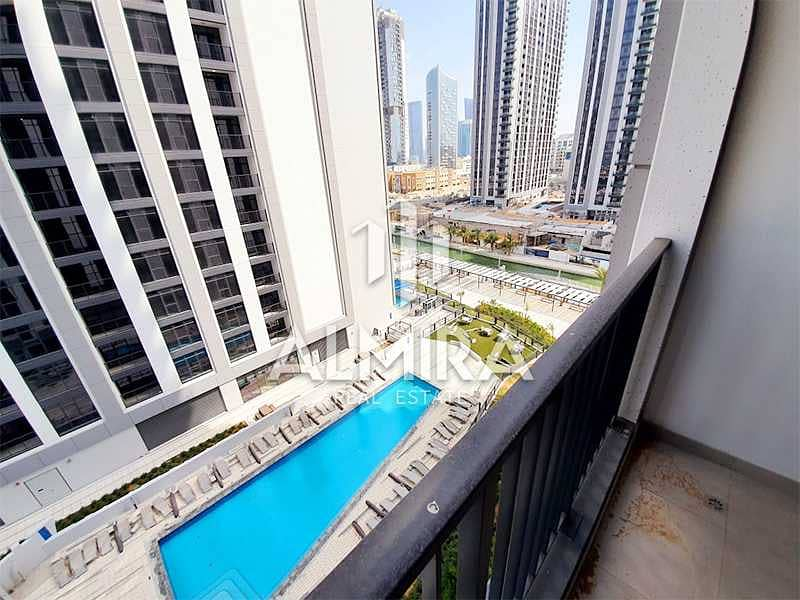 10 Vacant on August 1st - High floor 2BR w/ laundry