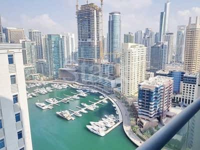فلیٹ 3 غرف نوم للبيع في دبي مارينا، دبي - Luxury 3 Beds   Partial Marina View   Marina Wharf