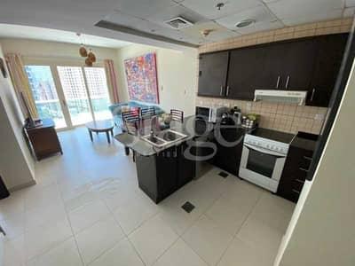 1 Bedroom Flat for Rent in Dubai Marina, Dubai - FURNISHED 1 BEDROOM | ROYAL OCEANIC | DUBAI MARINA