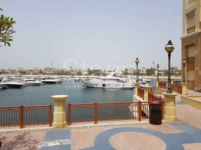 2 Bedroom Townhouse for Sale in Palm Jumeirah, Dubai - Amazing Sea View 2BR Plus Maid and Study Townhouse