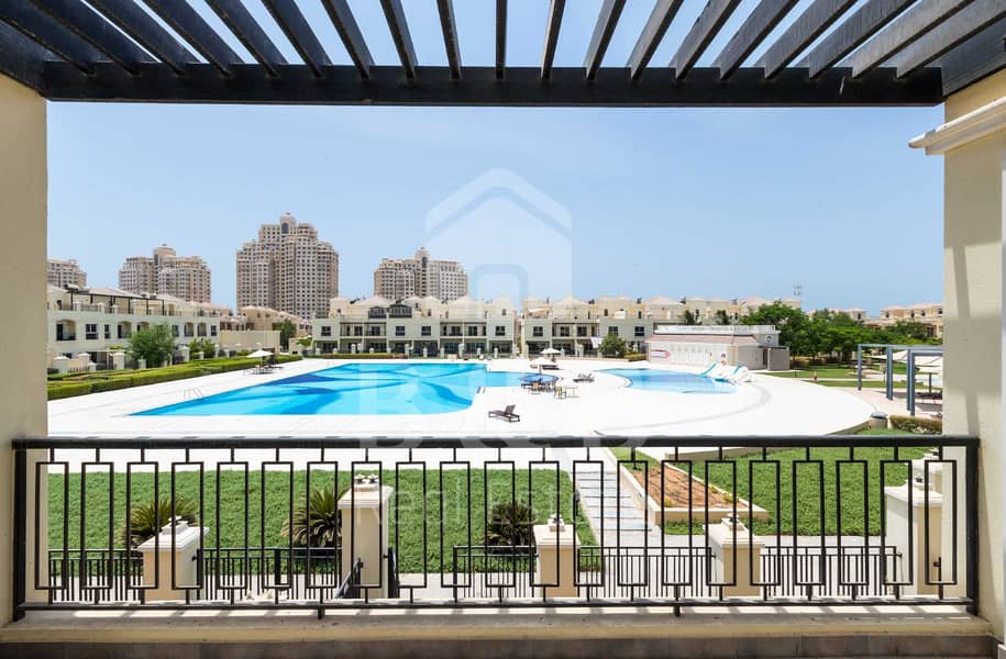 12 Cheques - Easy Pool Access - Excellent 4 Bedroom Bayti