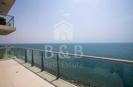 2 Bedroom Apartment for Rent in Al Marjan Island, Ras Al Khaimah - Fabulous Direct Sea View - 2 Bedroom Duplex