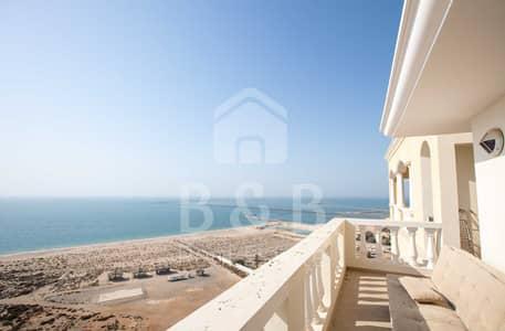 1 Bedroom Flat for Rent in Al Hamra Village, Ras Al Khaimah - 12 Cheques - Huge 1 Bedroom with Incredible Sea View