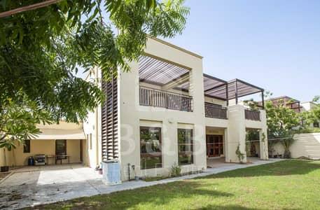 4 Bedroom Villa for Rent in Mina Al Arab, Ras Al Khaimah - Luxury Furnished 4 BR Granada Villa - Garden View