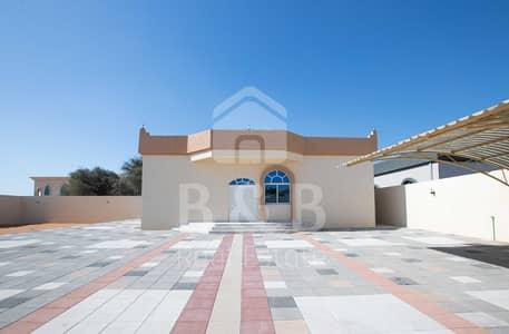 فیلا 3 غرف نوم للايجار في الرفاع، رأس الخيمة - فيلا رائعة 3 غرف نوم - جديدة - حديقة كبيرة
