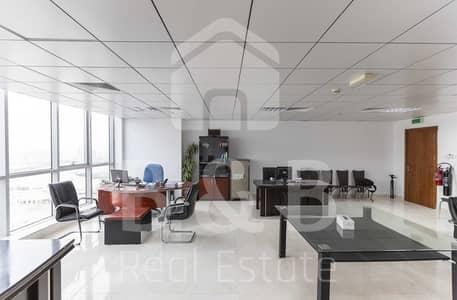 Office for Sale in Dafan Al Nakheel, Ras Al Khaimah - Nicely Furnished Office - Great View - Big Size