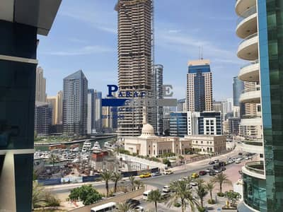 شقة 3 غرف نوم للايجار في دبي مارينا، دبي - Spacious 3 BR I Part Marina View I Ready to Move