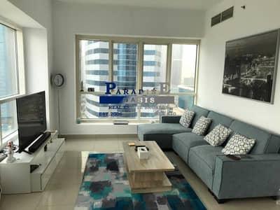 1 Bedroom Flat for Sale in Jumeirah Lake Towers (JLT), Dubai - Huge 1 Bedroom I Higher Floor I Furnished I Vacant