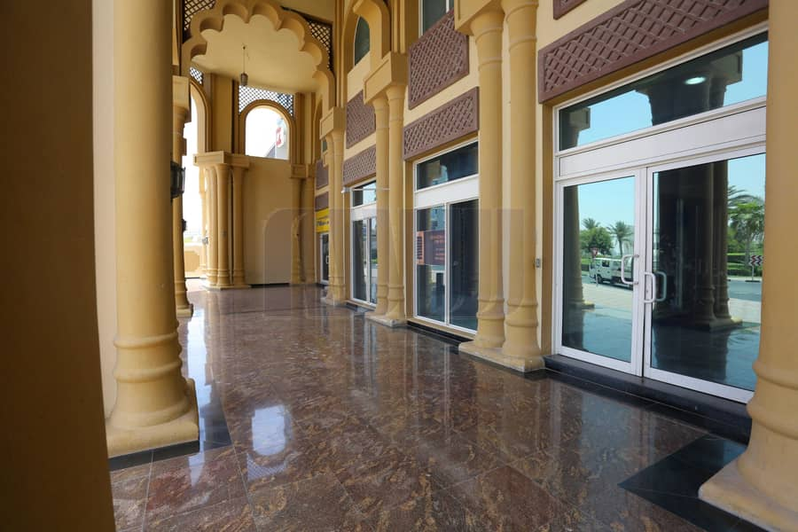 2 Great Location in DSO | 85 Dhs PSF Retail Space