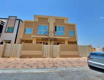 5 Bedroom Villa for Rent in Al Yasmeen, Ajman - Excellent villa for rent at an affordable price on the street, suitable for all families, beautifully finished from the inside