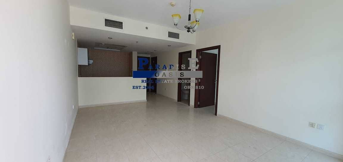 Exclusive 1 BHK  I Balcony w Pool View For Sale