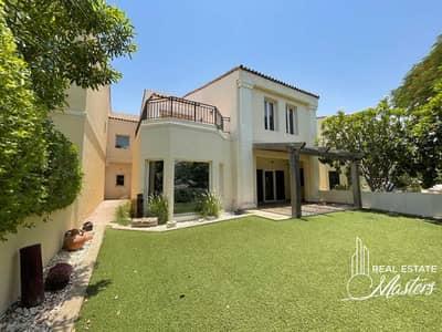 4 Bedroom Villa for Sale in Motor City, Dubai - Luxurious! Captivating! Beautiful! On Park's Edge