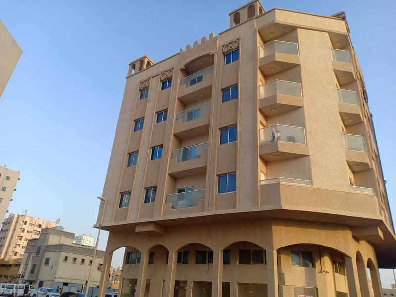 building for sale New Excellent location on Ajman Corniche at a very good price