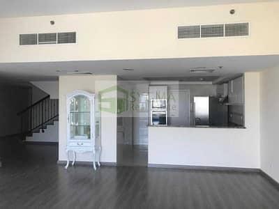 شقة 3 غرف نوم للبيع في أبراج بحيرات الجميرا، دبي - Duplex 3 Bedroom On High Floor with Maids Room
