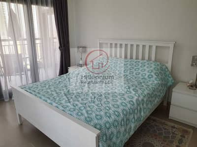 1 Bedroom Apartment for Rent in Dubai Harbour, Dubai - Large One Bed / Chiller Free / Mid floor / Partial Creek Views