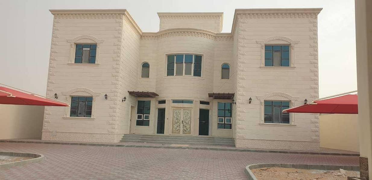 Brand new separate 8 Master Bedrooms villa, Al Riyad