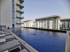 شقة في هارتلاند أفلوكس هارتلاند غرينز شوبا هارتلاند مدينة محمد بن راشد 1 غرف 1030000 درهم - 5265574